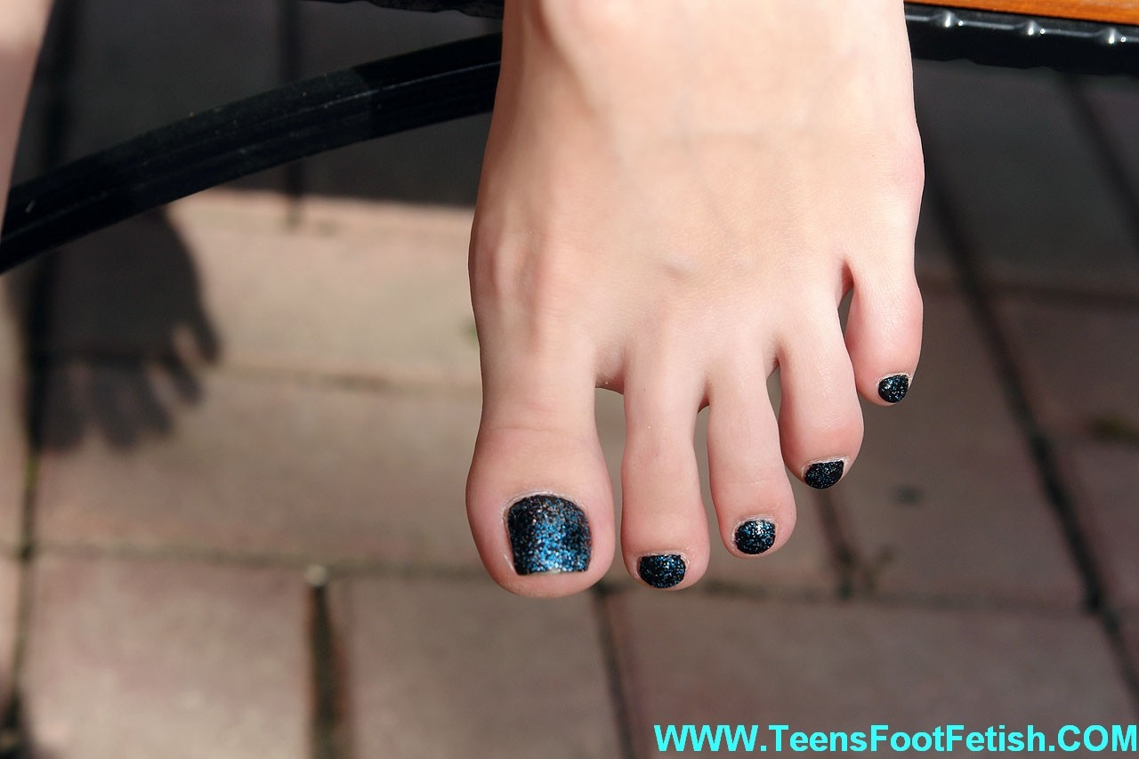 Ножки и ступни чики - сет 004