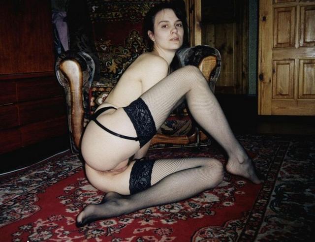 Фотографии обнаженных девах в чулочках из СССР